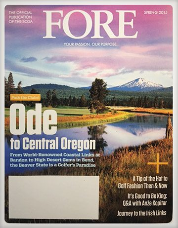FORE Winter 2016: Perdition, Hope And Great Big Bertha